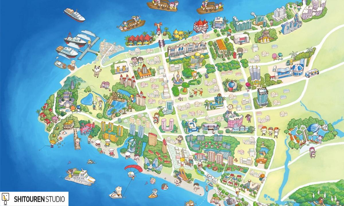 百万元天使轮投资   近日,q版旅行地图创始人兼ceo叶湘向猎云网「微信图片