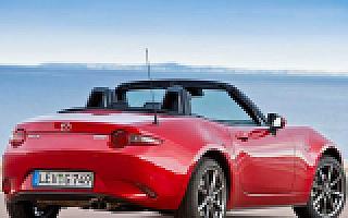 """买好车个性化服务 让16款MX-5""""漂洋过海来看你"""""""