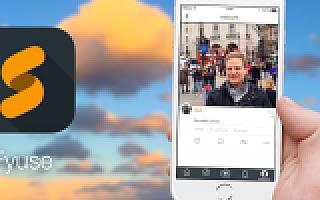 3D摄影软件Fyuse又添新功能:为照片添加3D字幕