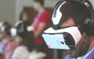 """""""虚拟""""照进""""现实""""VR行业今年市场销量将增长10倍?"""