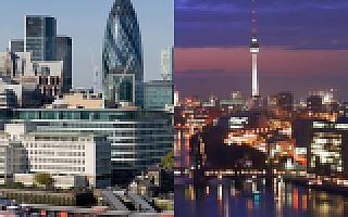 伦敦VS柏林:哪里才是欧洲创业中心?