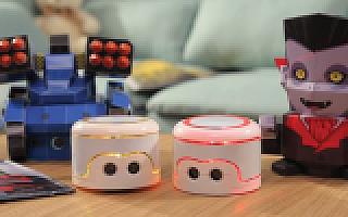 探访韩国创业公司之 Kamibot:帮助儿童学习编程的纸模机器人