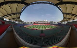 乐视体育全球首次VR直播国足 中国体育进入VR时代