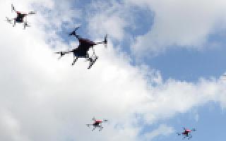 2015 深圳无人机出口猛增 7.2 倍  无人机行业一片大好