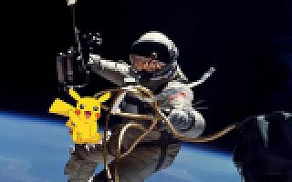 《口袋妖怪Go》席卷全球 太空会成为下一个目的地吗?