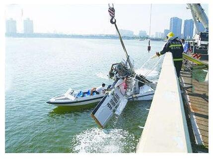幸福通用航空撞桥被暂停一切飞行