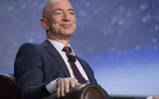 亚马逊CEO贝佐斯:他比巴菲特有钱,财富比肩盖茨,马云的身家在他面前不值一提