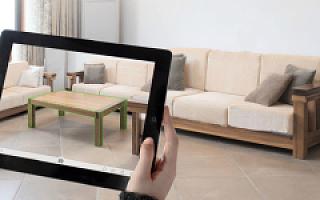 """情景式家居体验平台,""""模样""""如何借助AR技术让购置家具更简单?"""