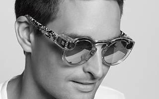 Snap 的智能太阳眼镜 Spectacles 会在秋季上市,价格在 130 美金