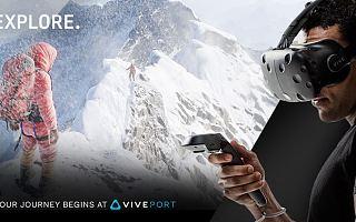 HTC 正式全球上线 VivePort VR 商店,同时还加入社交功能