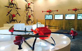 当无人机开始在农田起航的时候,极飞科技发布了新的无人机植保系统