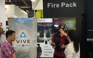 """告别繁琐的线缆纠缠,这款战术背心居然""""暗藏""""一个 VR 主机"""