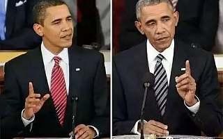 他是一个被总统身份耽误的段子手,一个人就能hold住全场