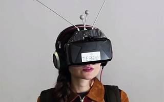 """VR设备让我们""""换位思考"""" 了解战争的残酷"""