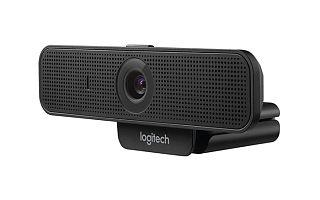 罗技发布两款摄像头,适配企业会议及网络直播等环境