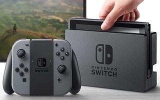 新专利显示 Nintendo Switch 可能会支持 VR 游戏