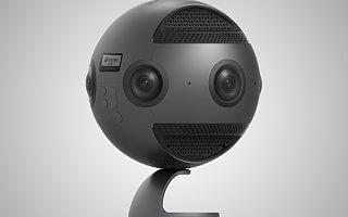8K 专业级 3D VR 全景相机 Insta360 Pro 亮相,售价 2 万元 | CES 2017