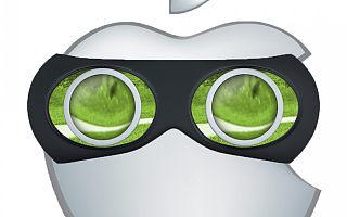 传苹果正在开发 AR 眼镜,最快今年亮相