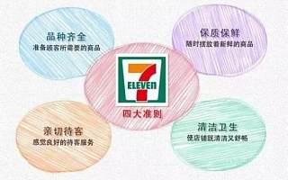 中国为什么没有像7-11一样的品牌连锁?