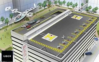 """继空客""""飞行汽车""""后,Uber也正在打造空中出租车,以后可以叫车上天了"""