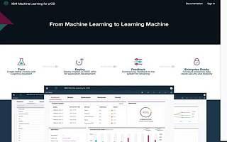 【重磅】IBM发布机器学习大型主机版