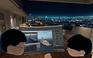 初创企业Bigscreen瞄VR社交 融资300万美元