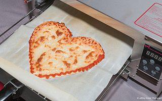 让你吃上3D打印的披萨,食品打印创企Beehex获100万美元种子轮融资