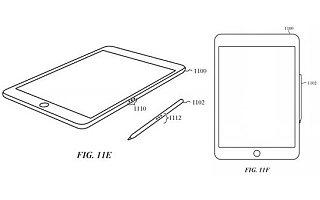 苹果欲将Apple Pencil吸在iPad Pro的侧边