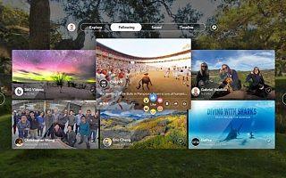 Facebook 推出 VR 全景应用,Oculus 卡马克起诉 ZeniMax | 沉浸感周刊
