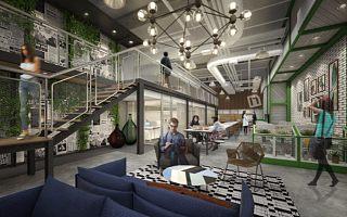 纳什空间鸟巢旗舰店 | 0-7000平米自由选择的超级空间!