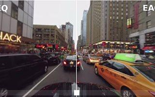 通过新技术,Google 大幅改善了 YouTube 在线 VR 视频的画质