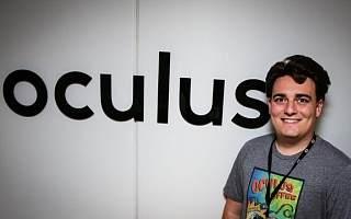 Oculus创始人帕尔默·拉奇宣布离开facebook