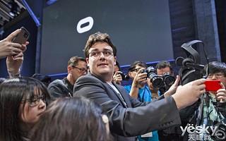 Oculus人事地震 联合创始人帕尔默·拉奇离职