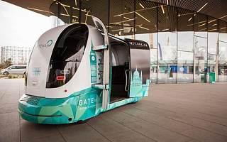 智能巴士抢头条 硅谷造车获投资