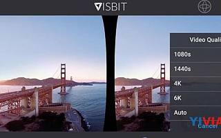 VR视频流直播服务提供商Visbit推出Beta测试版