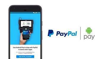 Android Pay与PayPal合作 实现双方账号互通