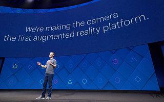 Facebook的AR战略计划:一个AR平台,两个AR工具