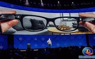 继苹果微软之后 Facebook也正大力研发AR眼镜