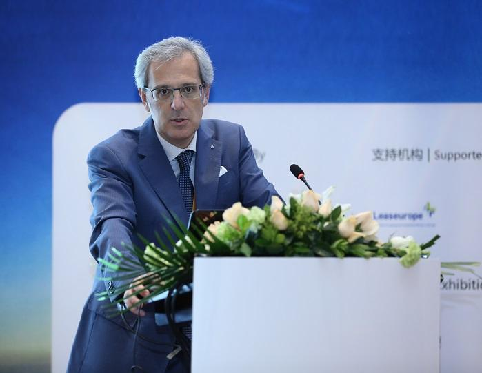 第二届中国汽车金融国际峰会在京召开