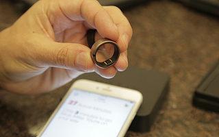 你还在戴智能手环?这枚智能运动戒指告诉你怎样花式炫酷  潮科技