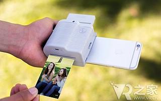 照片竟然会动? 用这款AR打印机就能办到!