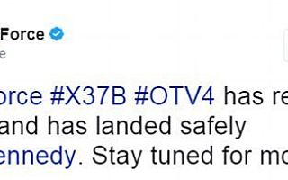 美空军抛弃ULA拥抱马斯克,SpaceX八月将首次发射X-37B航天飞机 |潮科技