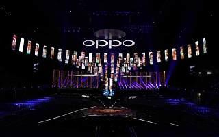 全球同步直播,OPPO昨晚给全球年轻人展示了新品R11