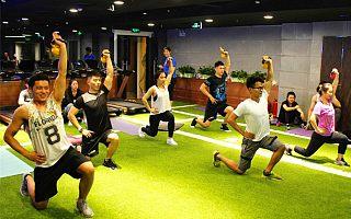 光猪圈健身SSC私教小工具培训(北京站)启动