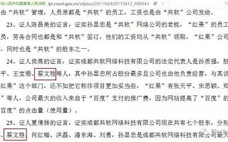 """""""卖油条、摆地摊、卖衣服、卖盗版光碟""""的草根蔡文胜"""