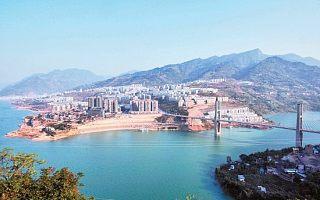 云南省最北端的县城,长江上游金沙江边最好的酒店