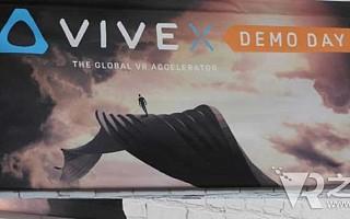 Vive X Demo展示会 26家公司全部信息介绍