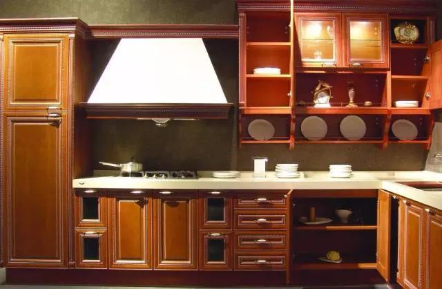 米多装饰:秀色可餐,你家还缺少一个好看的橱柜4.jpg