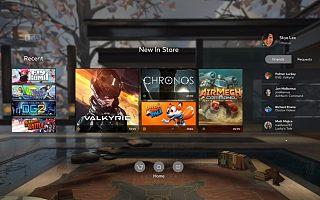VR不赚钱?Oculus称多个游戏已经赚了一百多万美元!
