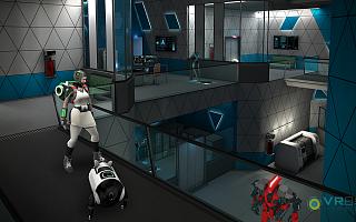 VR游戏开发商Force Field VR获100万欧元投资
